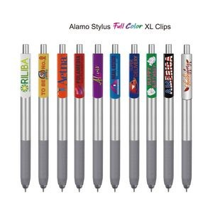 Alamo Stylus Pen with Full Color XL Clips